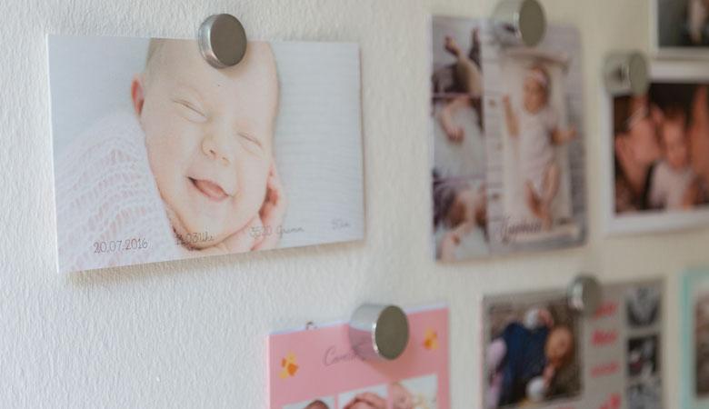Babygalerie in der Privatpraxis für Gynäkologie & Geburtshilfe Dr. Graf und Dr. Frick