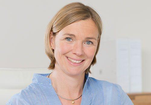 Dr. Frauke Frick, Ärztin für Gynäkologie und Geburtshilfe