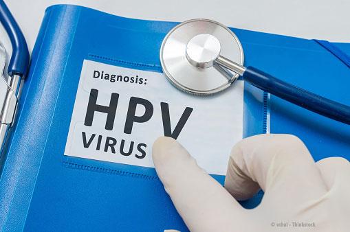 Impfung gegen Gebärmutterhalskrebs und Genitalwarzen
